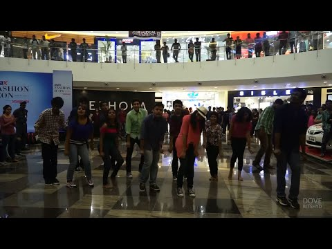 Flash Mob at FORUM Sujana Mall for PEARL'15 promotion