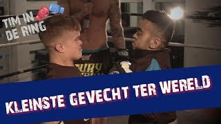 TIM IN DE RING - ZACKSTUBE VS DE KLEINSTEBAAS ! #AFL3