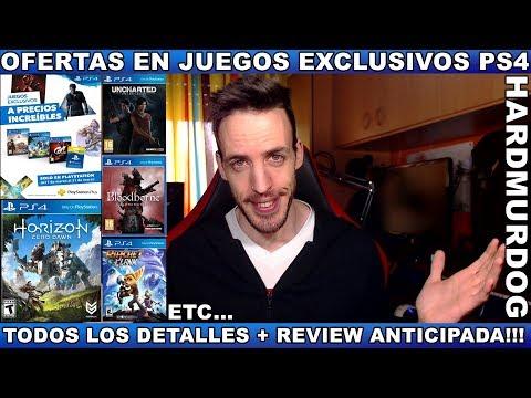 ¡¡¡OFERTAS EN JUEGOS EXCLUSIVOS PS4!!! Hardmurdog - Review - Noticias - Marzo - 2018 - Español