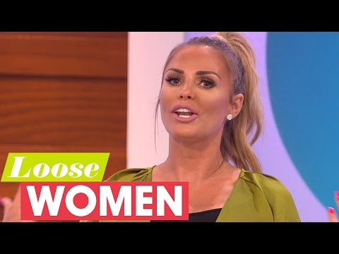 Katie Price's New, Perfect Boobs And Visiting Peter Andre's Wax Sculpture   Loose Women
