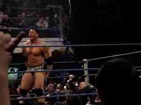 Batista Stinkface Video
