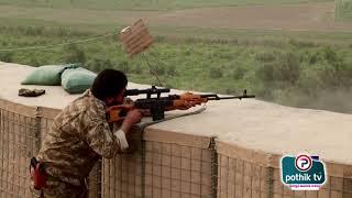 আফগানিস্তানে চলছে তীব্র লড়াই; বাস্তুহারা ১২,০০০ মানুষ-2021