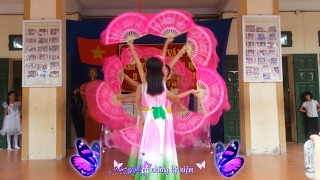 Múa cô ơi - lyric + kara [effect butterfly]