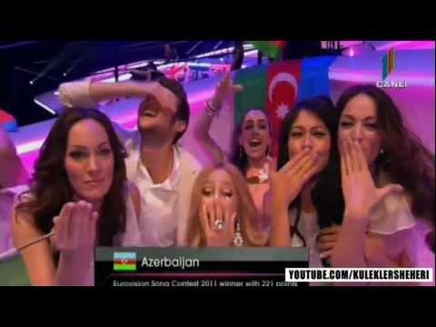 EUROVISION - WINNER  2011 - AZERBAIJAN