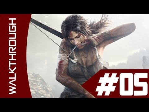 Tomb Raider Reborn (HD): Walkthrough Pt. 5 - Normal Difficulty