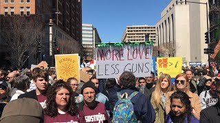 Mother Jones: Our Highlights from the Epic March For Our Lives Rally in D.C.