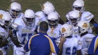 2013-14 MIDDLE SCHOOL FOOTBALL : RAA RAMS vs. COBB (FIRST HALF - Leon County - Tallahassee, FL)