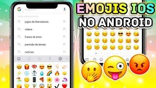 EMOJIS DE IPHONE NO ANDROID 2019