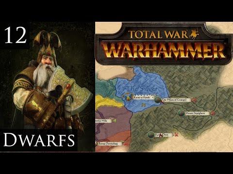 Total War Warhammer Dwarf Campaign Part 12
