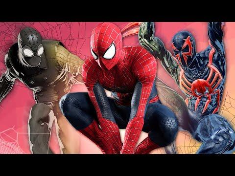 Топ 10 Лучших Костюмов Человека-Паука