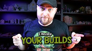 ??I Review My 10 Favourite October Guild Build Entries