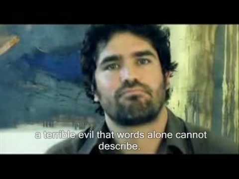 Subtitled: Eduardo Verastegui's Dura Realidad (Hard Truth) Video