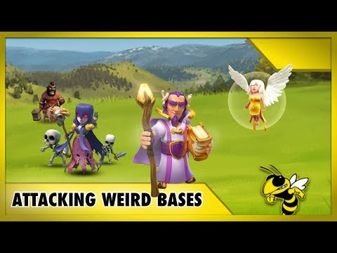 How to Attack Unusual Bases - Clash of Clans