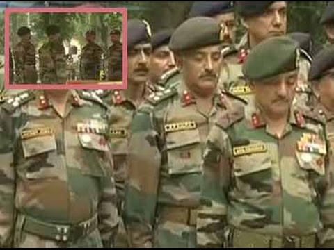 Wreath laying ceremony held for soldier martyred in Kupwara