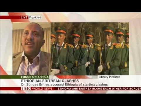 Government Communication Affairs Office Minister Getachew Reda talks to BBC about Ethio Eritrean ten