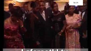 Hommage a Edith lucie Bongo Sassou ( Si je savais ça : Madilu system)