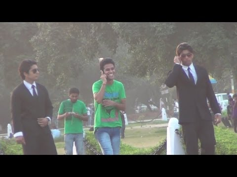 Bodyguard Part 2 - A Funny Video (Prank) - Pranks In India | TST
