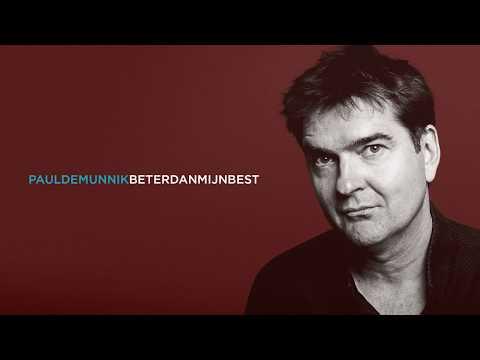 Paul de Munnik - Beter Dan Mijn Best (Lyricvideo)