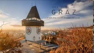 One Year in Graz - Culture Capitol of Europe  [Timelapse Video]