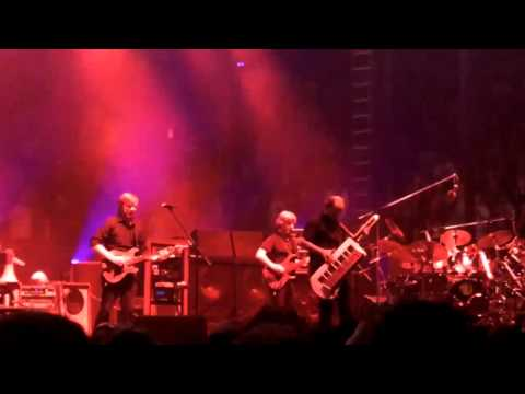 Phish 'Frankenstein' 1.1.2011 MSG 7th Row