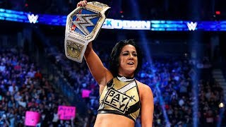 Bayley Debuts New Look, WWE's Roster After Draft & More