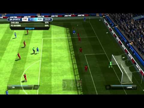 Моменты в FIFA 13 #1