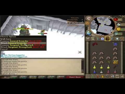 Bandos Solo Guide With Commentary (Wildy Poll) – Karma