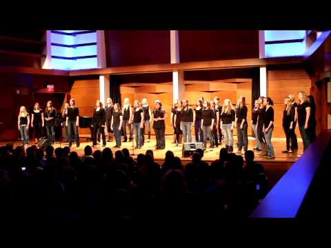 Calvin College Women's Chorale: Les Misérables Melody (Part1)