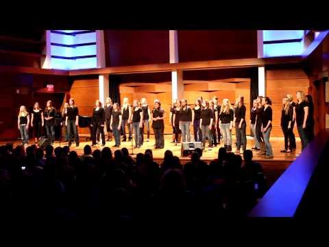 Calvin College Women's Chorale: Les Misérables Melody (Part1)