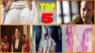 Top 5 | Anushka Sharma Slapped Salman Khan | Bollywood Actresses Bathroom Pics !