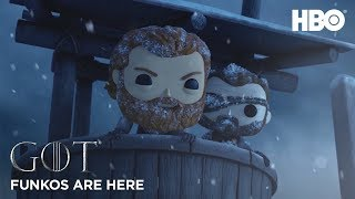 Game of Thrones | The Great Funko Pop! War Is Here