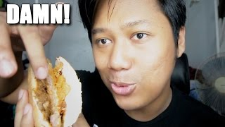 [🎁UNBOXING & REVIEW] Carl's Junior Burger!   #ReviEwing - Eps. 7