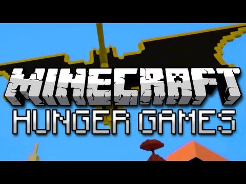 Minecraft: Hunger Games Survival w/ CaptainSparklez - The Bat Signal Calls