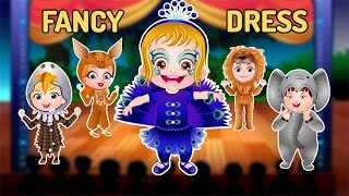Fancy Dress Competition for Kids Game | Best Baby Games | Fun Videos for Kids by Baby Hazel Games
