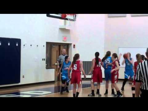 Tall Oaks Classical School v  Aquinas 2 20 14 League Tournament - 02/22/2014