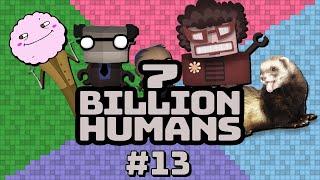 7 Billion Humans Part 13 (other channel)