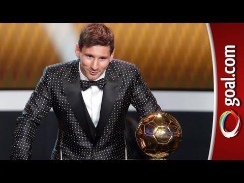 Messi beats Ronaldo to win FOURTH Ballon d'Or