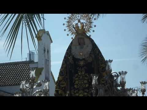 Nuestra Señora del Espino. Lunes 9 de abril de 2012 en Chauchina (Granada)