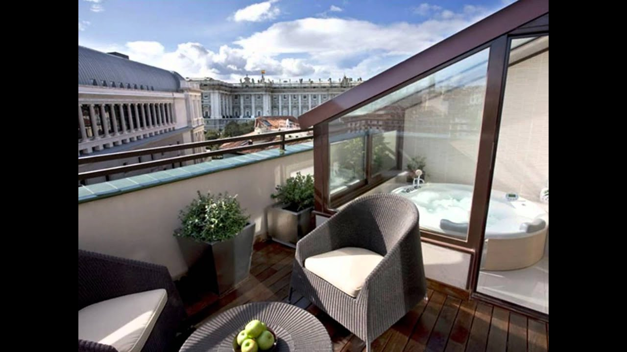 Opera madrid habitaciones con jacuzzi en la terraza youtube - Terrazas con jacuzzi ...