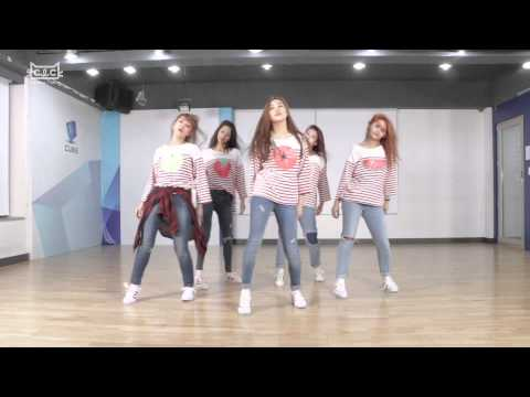 CLC(씨엘씨) - Pepe (Choreography Practice Video)