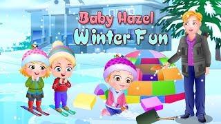 Baby Hazel Winter Fun Play Games   Baby Hazel Christmas Video - Baby Hazel Games