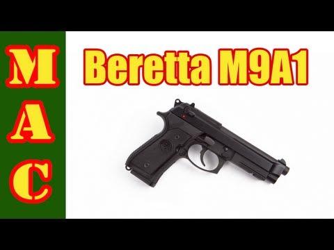 Beretta M9A1 USMC Pistol
