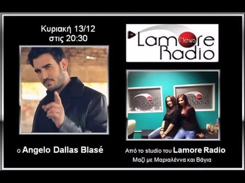 Lamore Radio: Angelo Dallas Part 4