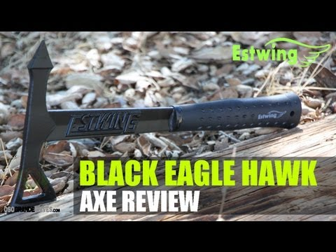 Estwing Black Eagle Tactical Tomahawk Review   OsoGrandeKnives com