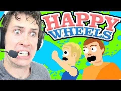 Happy Wheels - CREEPY CHILDREN