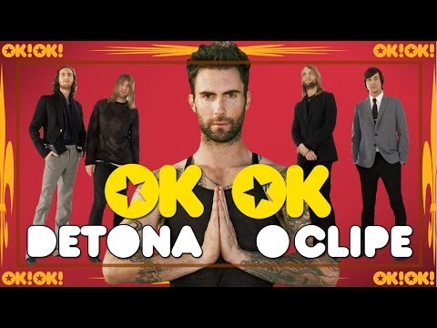 O Mapa Da Morte Do Maroon 5 | Ok!ok! Detona Clipe video