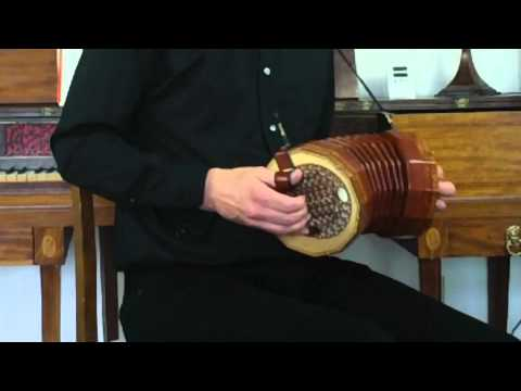 Giulio Regondi: Hexameron No.1 for solo Concertina