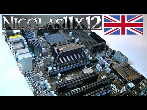 ASRock 990FX Extreme3 Motherboard Review