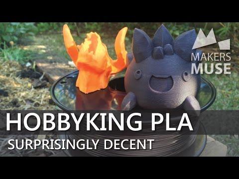 Best Budget Filament? Hobbyking PLA Review