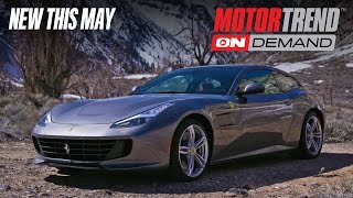 New This May 2017 on Motor Trend OnDemand